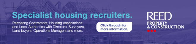 REED PROPERTY & CONSTRUCTION - SPECIALIST HOUSING RECRUITERS. PARTNERING CONTRACTORS, HOUSING ASSOCIATIONS AND LOCAL AUTHORITIES WITH DIRECTORS, SURVEYORS, LAND BUYERS, OPERATIONS MANAGERS AND MORE. CLICK THROUGH FOR MORE INFORMATION.